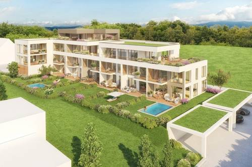 Projekt Mariatrost Fölling I - *2 Zimmer Wohntraum-Garten *