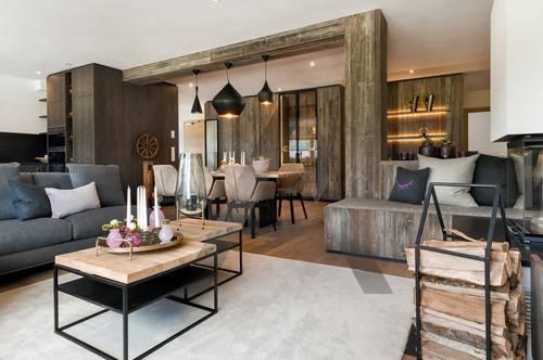 Neubau: Designer Wohnung mit Kaiserblick