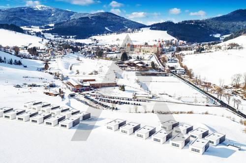 Naturparkchalets Ski In & Ski Out mit Freizeitwohnsitzwidmung TOP 21