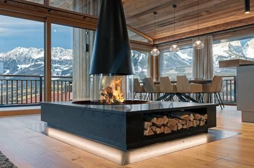Ski in/Ski out: Neubau-Chalet mit Kaiserblick