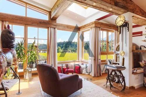 Extravagantes Landhaus mit Freizeitwohnsitzwidmung