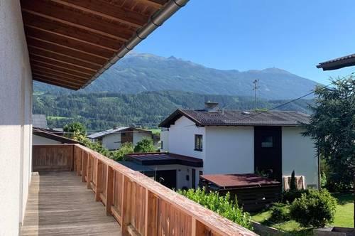 Achtung neuer Preis - Großzügige 4 Zimmer Wohnung mit Panoramablick in Mils