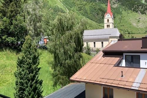 Alpenjuwel luxuriöses Apartment im Zentrum von Galtür mit guter Rendite