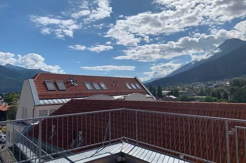 Immobilienjuwel komplette Wohneinheit mit Rooftopterrassen & Wintergarten hoch über den Dächern von Telfs