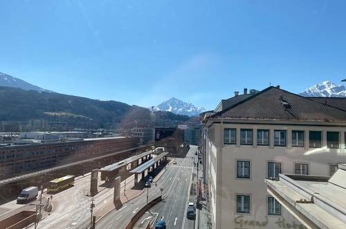 Freundliche Großgarconniere im Zentrum von Innsbruck