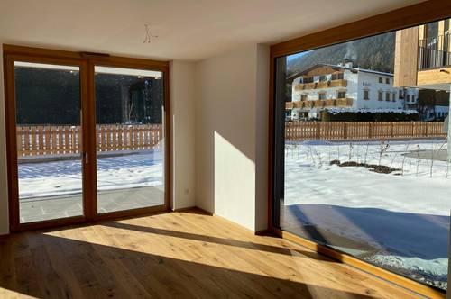 Exclusive Gartenwohnung im Chalet Stil in Weidach Leutasch