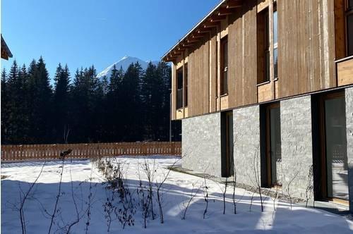 Traumhafte Gartenwohnung im Alpen Lodge Style in Leutasch