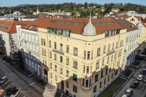 Exklusives Wohnen über den Dächern von Graz - direkt vom Bauträger - provisionsfrei