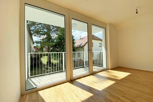 Schöne 2 Zimmer Wohnung | Loggia | Garagenstellplatz | Villenviertel von Bad Vöslau | Hügelgasse