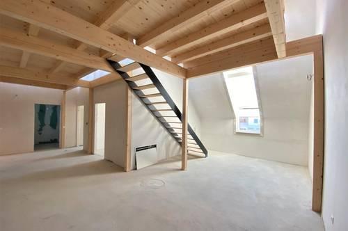 3 Zimmer Maisonette-Wohnung mit traumhafter Dachterrasse in Ebreichsdorf   belagsfertig   Provisionsfrei