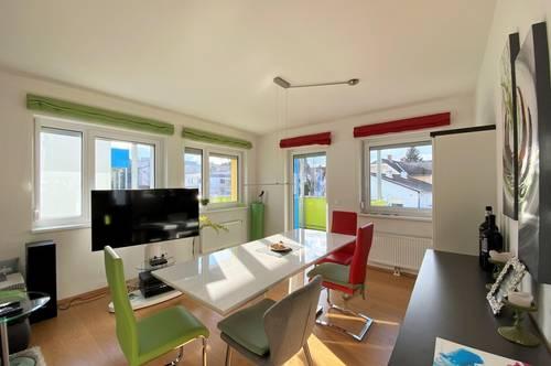VOLLMÖBLIERTE 3 Zimmer Wohnung | großzügiger Balkon | unbefristetes Mietverhältnis | moderne Wohnhausanlage