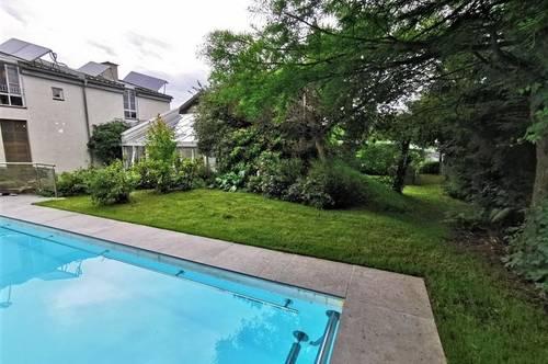 * Außergewöhnliches Ein- oder Mehrfamilienhaus mit Pool Nähe Klagenfurt! *