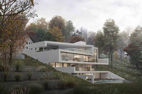 Luxus-Villa in begehrter Lage im Wienerwald!