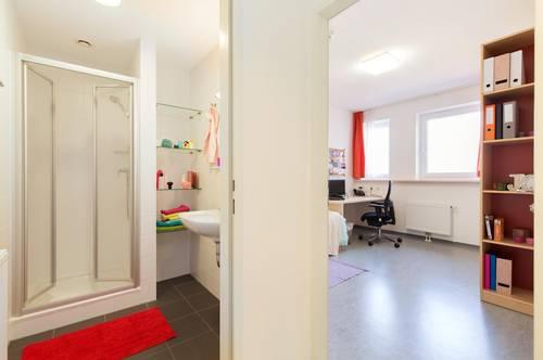 Topmodernes, voll möbliertes Einzelzimmer in Krems