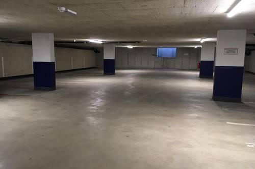 Tiefgaragen-Parkplatz in Innsbruck Hötting