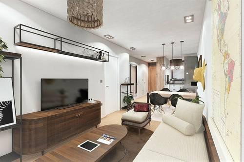 +++EGGENBERG+++Helle 3-Zimmer Wohnung mit Balkon