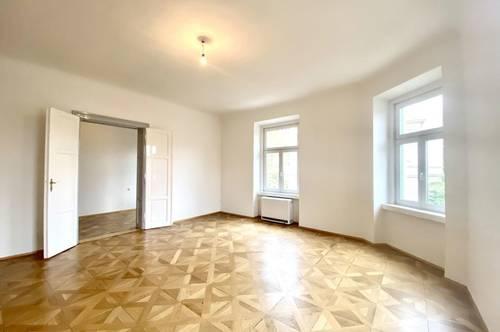 +++ ALTBAUJUWEL +++ Traumhaftes 4-Zimmer-Büro nähe TU Graz