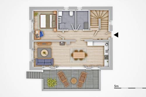 ++BELAGSFERTIG++ Schönes 5-Zimmer- Einfamilienhaus in guter Lage