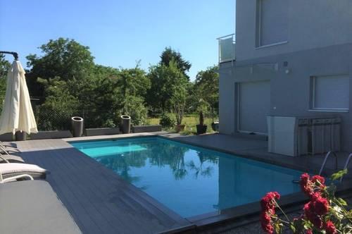 ++LUXUS++ Exklusive 3 Zimmer-Maisonette-Wohnung mit Pool