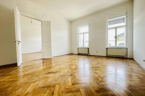 ++LOGGIA++ Wunderschöne, helle 2-Zimmer-Altbauwohnung in toller Lage