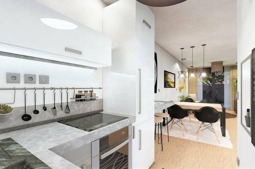 ++ERSTBEZUG++ Traumhafte 2-Zimmer-Wohnung mit Balkon