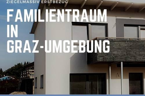 *TOP 28* - Traumhaftes Ziegelmassiv -Reihenhaus ab 272.500€ im Süden von Graz  **PROVISIONSFREI**