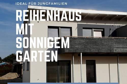 **TOP 39** JUNGFAMILIEN AUFGEPASST!!  - Sonniges Eckeihenhaus mit großem Garten