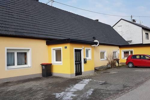 Provisionsfreie 3 Zimmer Wohnung mit Garten und Parkplätzen in ruhiger Lage