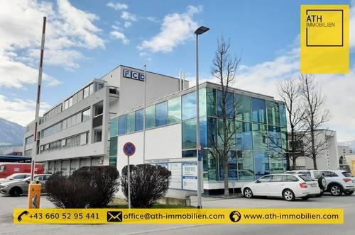 Günstiges Büro für dynamische Unternehmen in Innsbruck