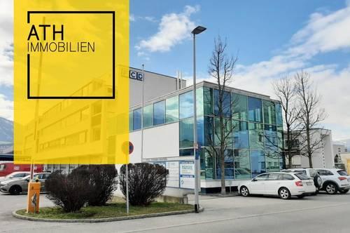 100 bis 250 m² - praktische Büros mit Lastenaufzug und Doppelboden
