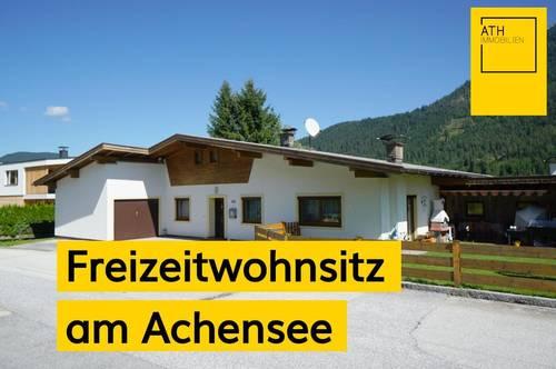 Seltener Freizeitwohnsitz am Achensee zu kaufen