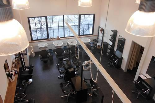Top Salon für Top Friseur!