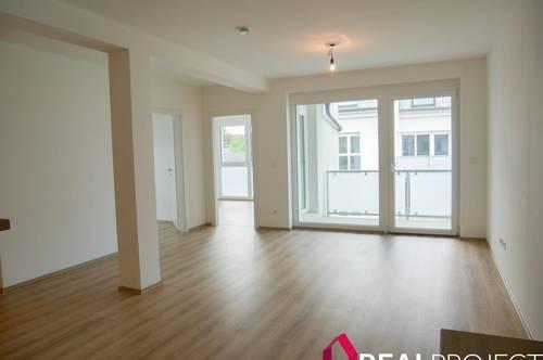 Krems - perfekte 3 Zimmer Mietwohnung mit Balkon in Grünlage