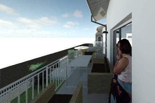 Provisionsfrei + Barrierefrei! - BVH REFUGIUM NEUMARKT - 3/4 Zimmer Balkon Wohnung - WBF möglich!