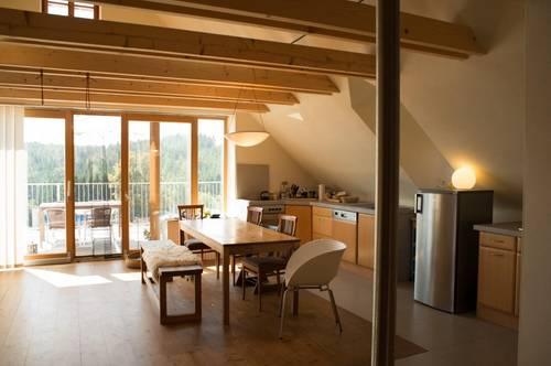 Wunderschöne 3-Zimmer-Maisonette-Wohnung in absoluter Ruhelage nähe GRAZ