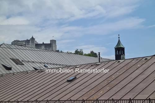 3,5-Zimmer-Maisonette im Herzen von Salzburg