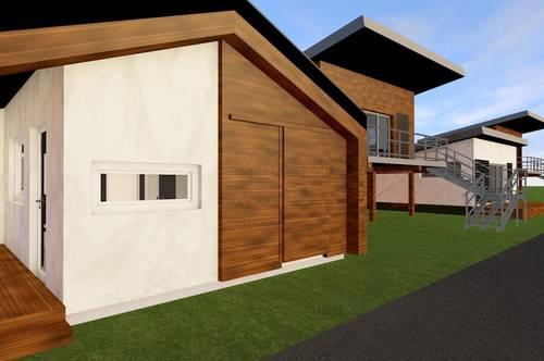 Eigentum - Seehaus TONI, Holzhaus mit Terrasse, samt Grundstück