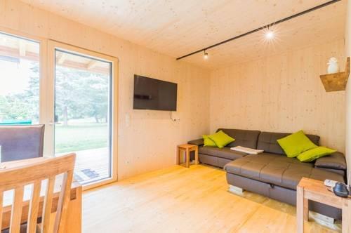 Doppeltes Lottchen - Doppelhaushälfte LOTTE am Badesee Rauchwart, samt Grundstück