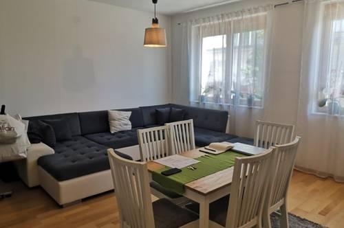 Zentral gelegene Mietwohnung, 63 m², 3 Zimmer, über 2 Stockwerke