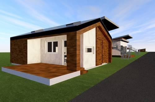 Seehaus TONI, Holzhaus samt Grundstück, Terrasse mit unverbaubarem Seeblick, Eigentum