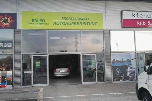 Geschäftslokal 120 m² PROVISIONSFREI - Gralla Shopping nähe Autobahn Leibnitz