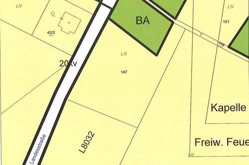 Wohngrundstück in Atzelsdorf
