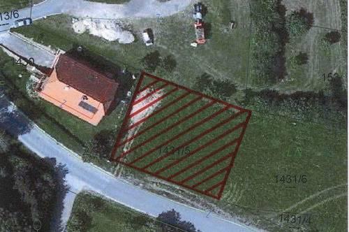 Baugrundstück Dietmannsdorf