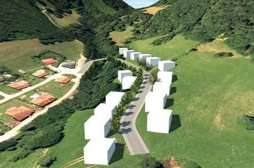 Baugründe Kirchensiedlung