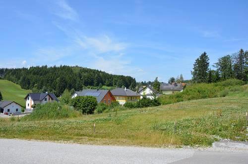 Siedlung in Etzen - Baugrund Parzellen Nr. 1078/6