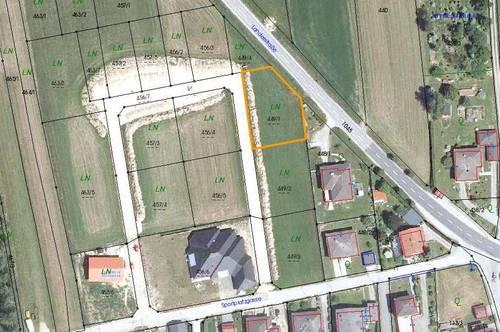 Baugrund Nondorf, Wiesenweg (Privat)