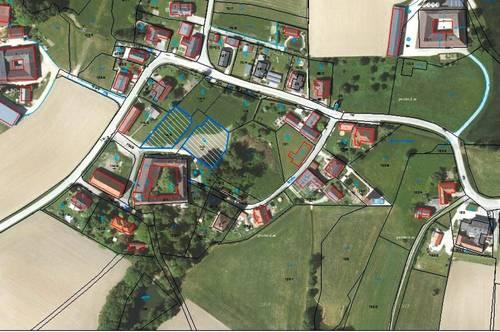 Baugrund in Zwerbach (1165 m²)