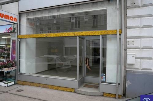 Währinger Straße: 59m² Geschäftslokal in befristeter Hauptmiete - 1180 Wien