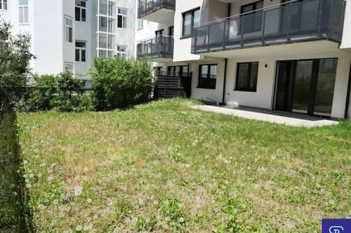 55m² Neubau-Gartenwohnung mit Einbauküche - 1030 Wien