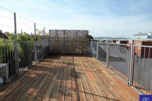 Terrassentraum: 100m² Dachwohnung + 28m² Terrasse - 1030 Wien